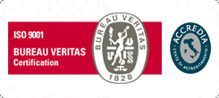 ISO 9001 - Bureau Veritas Certification - N° IT247145