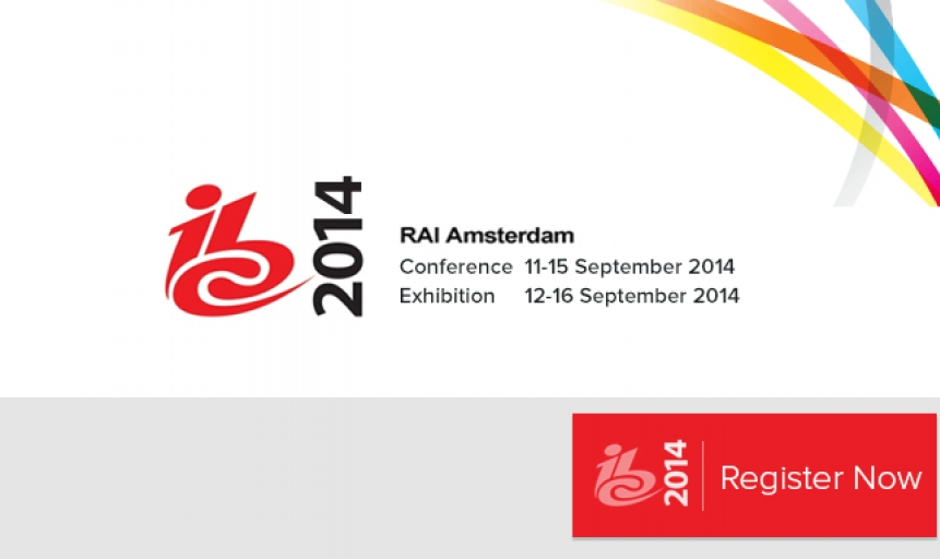 IBC2014: Registrati e partecipa all'evento