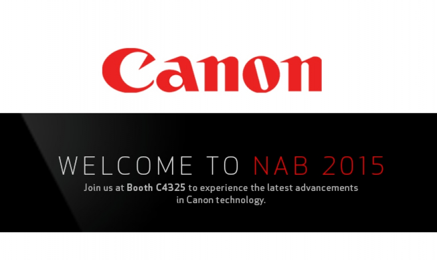 NAB 2015: Focus on Canon