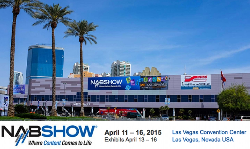 Trans Audio Video al NABSHOW 2015