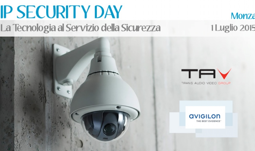 IP SECURITY DAY _ Monza