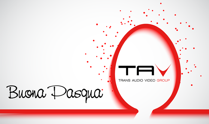 Trans Audio Video ti augura Buona Pasqua