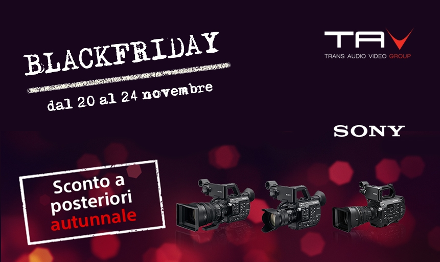 BlackFriday Sony Cashback