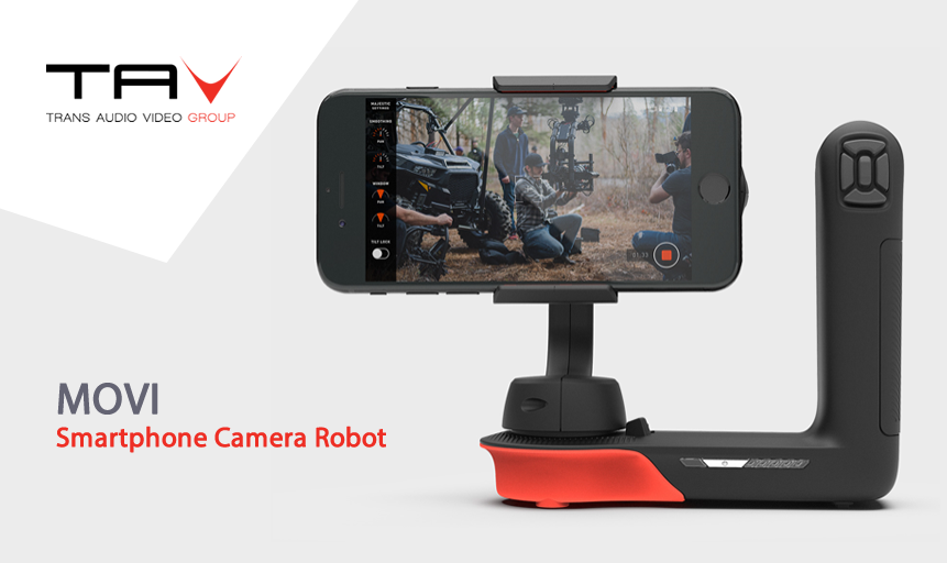 Freefly Movi: il cinema robot per iPhone