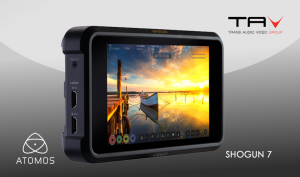"Atomos Shogun 7: Monitor-Recorder-Switcher da 7"" HDR"