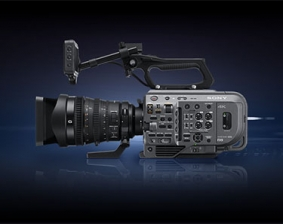 Sony HXR-NX5R: ultimate compact Full-HD camcorder