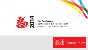 IBC 2014: Registrati e partecipa all'evento