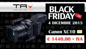 Black Friday TAV da non perdere!
