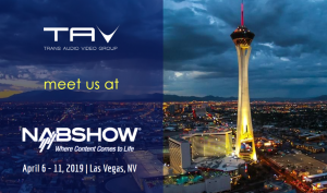 Trans Audio Video al NAB Show 2019