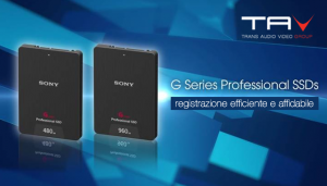 Sony Professional SSD G Series