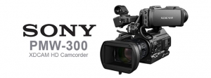 Sony: Extra sconto Camcorder PMW-300/PMW-200