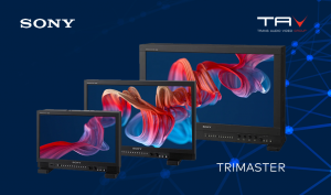 Sony TRIMASTER: monitor professionali 4K HDR-SDR