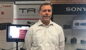"Trans Audio Video ""arruola"" Marco Lazzaroni come  CCTV Area Sales Coordinator per il Nord Ovest"