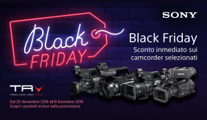 Sony Black Friday 2019