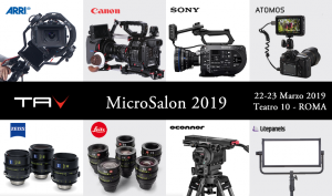 Trans Audio Video a MicroSalonItalia 2019