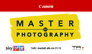 Canon partner Sky in Master of Photography