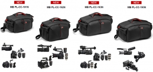 Manfrotto Pro Light New Bags per Canon EOS