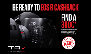 Be ready to EOS R Cashback