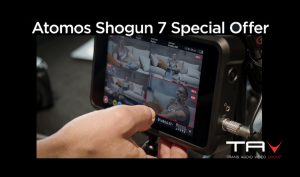 Atomos Shogun 7 in Live Streaming Workflow