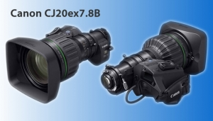 New Canon CJ20ex7.8B