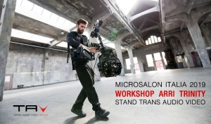 Microsalon 2019: Non perdere i workshop allo stand Trans Audio Video