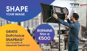 Promo Litepanels Shape your Image