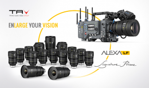 ARRI ALEXA LF e SIGNATURE PRIME: Enlarge your vision