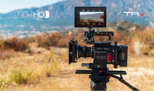 SmallHD: RED Camera Control disponibile per Cine 7
